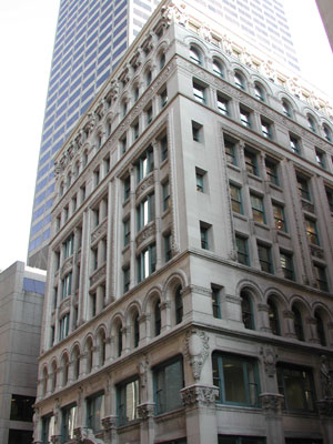 Click to enlarge - International Trust Company Building