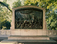 Photo: Shaw Memorial, Boston