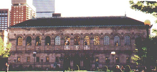 photo: Boston Public Library