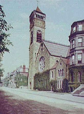 Brattle Square Church