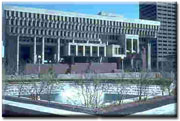 Photo: New Boston City Hall
