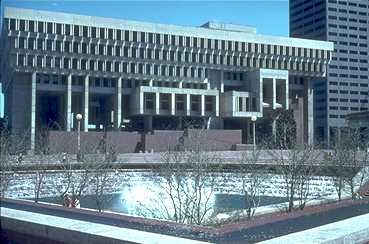 Photo of Boston City Hall