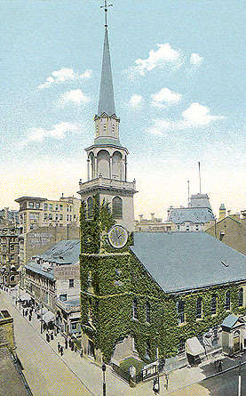Image: Old South Church