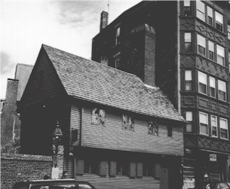 Photo of Revere's House